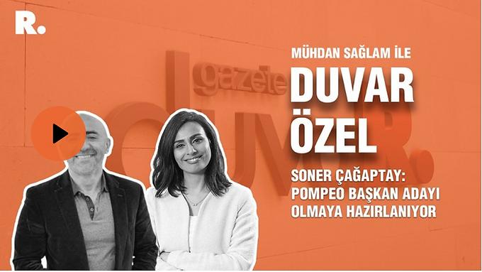 Duvar Interview: Future of Turkey-US relations