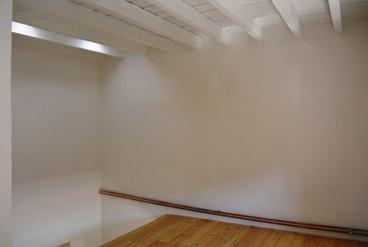 Bauman's Lehmunterputz - Wandfarbe weiß