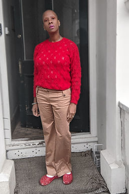 """Vintage 90s tan workwear flared trousers 32"""""""
