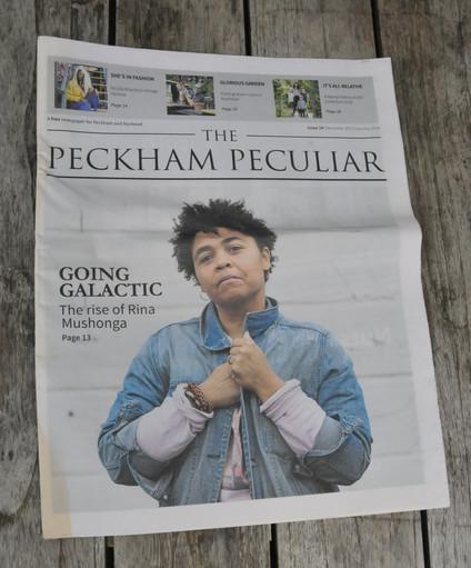 The Peckham Peculiar, Issue 24, December 2017