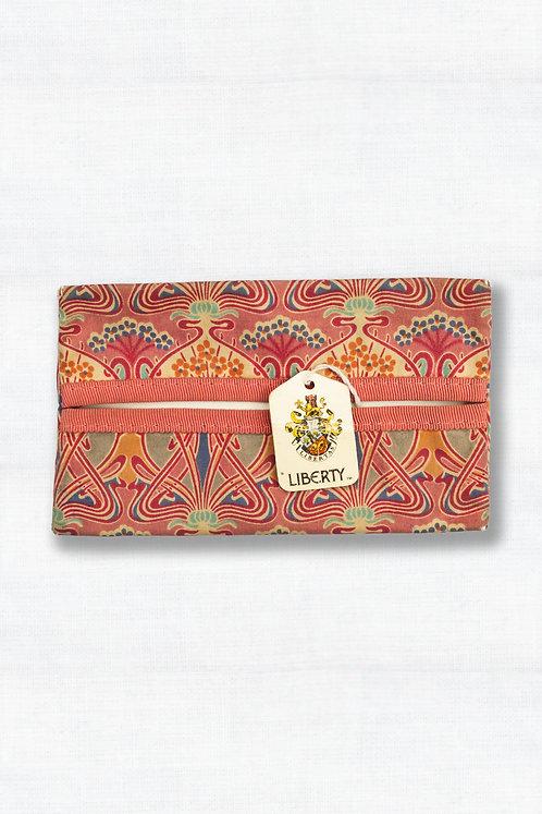 Liberty's Print vintage 80's tissue holder