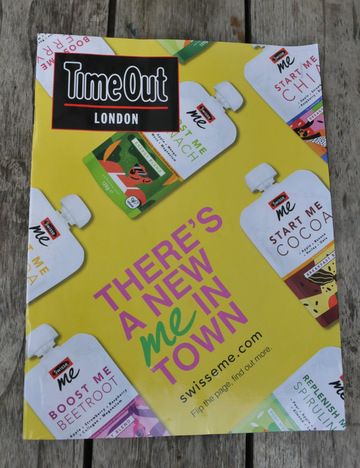 Timeout London, September 2019
