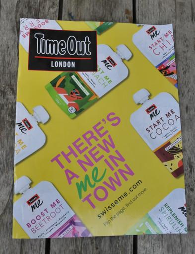 Timeout London, September 2019