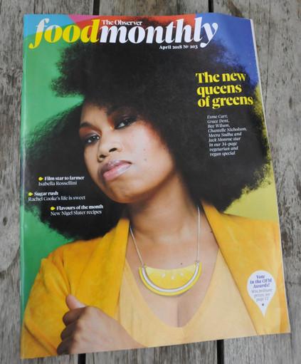 Observer Food Monthly, April 2018