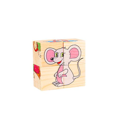 Кубики-Репка