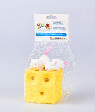 Мышки в сыре