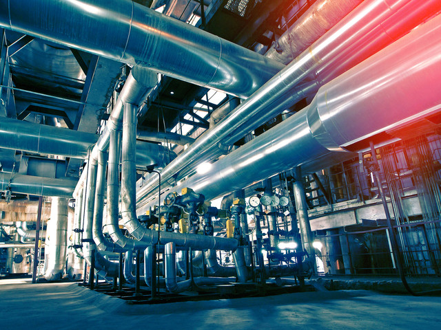 Nettoyage conduits Industriel