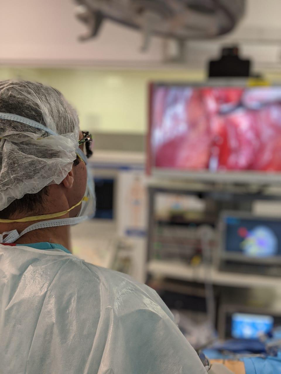 Nefrectomía parcial