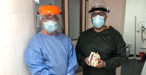 Tumor mediastinal anterior: el modelo 3D cambió la estrategia quirúrgica