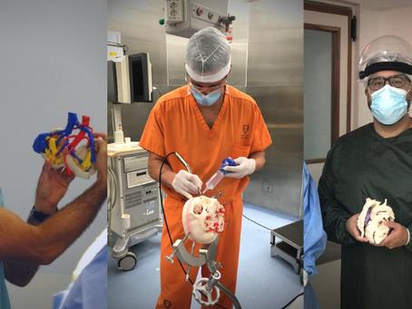 Guía rápida para médicos - Parte 1: Aplicaciones de la impresión 3D según cada especialidad
