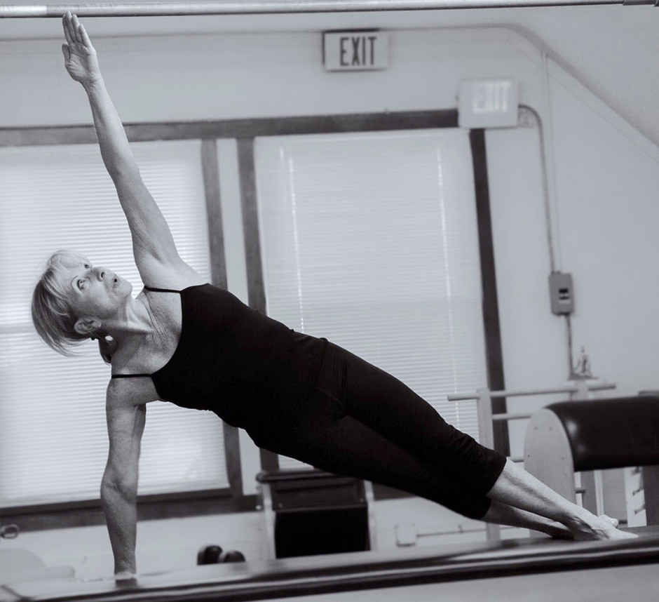 DOES PILATES CHANGE YOUR BODY?