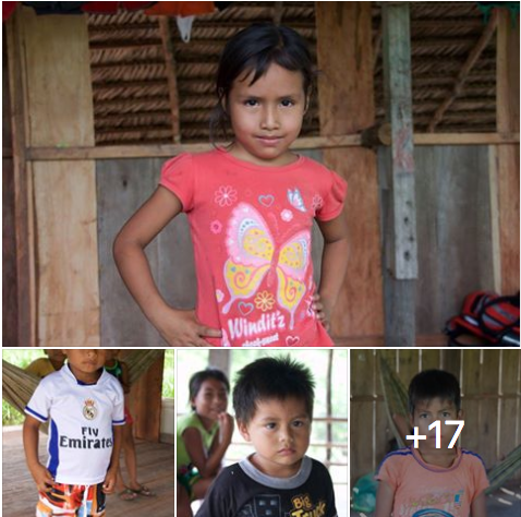 Here are some of the new children needing sponsors this year.