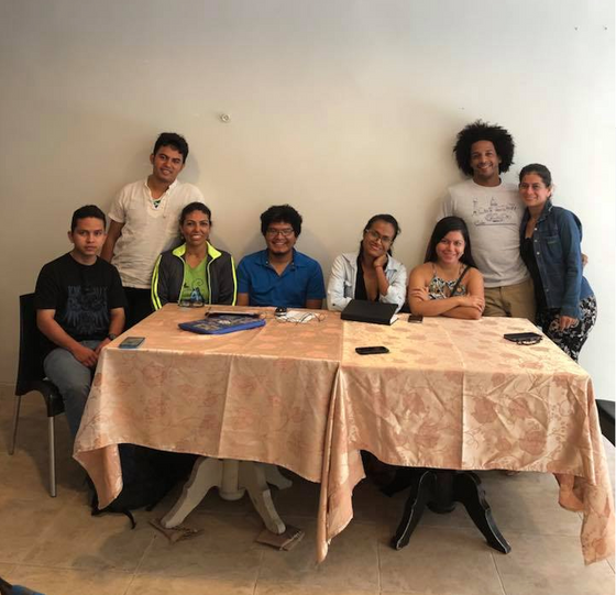 The Iquitos, Peru, Board of Directors of NBHF