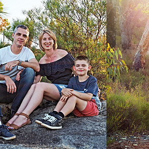 Family Shoot - The Olivers