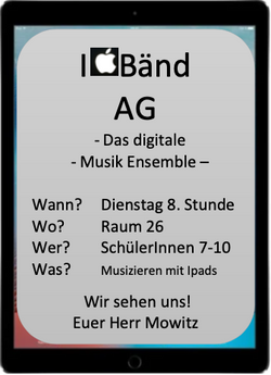 Ipad Band!