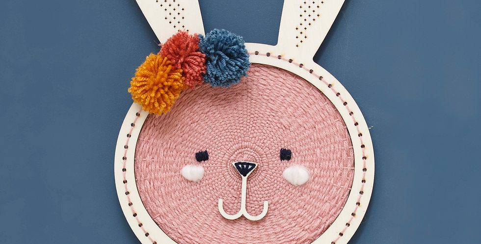 BUNNY | weaving kit