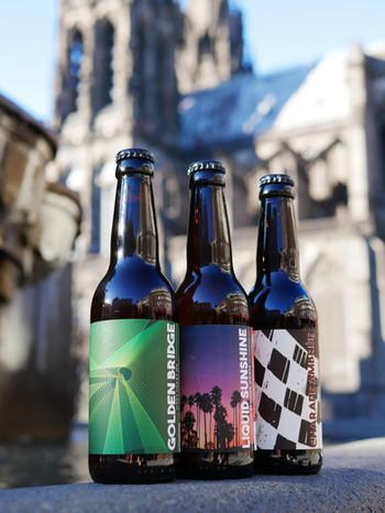Bières récompensées FBC