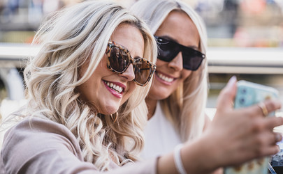 Bayside Brunch Selfie