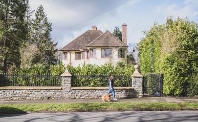 Ridgeway - Newport, Exterior