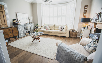 Marlborough Road Living Room