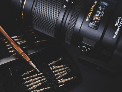 My Top 5 Non Camera Related Accessories To Help You As A Filmmaker