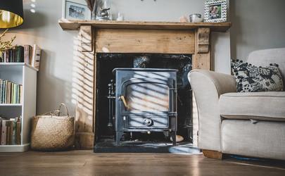 Marlborough Road Fireplace