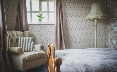 Gilwern Farm Bedroom