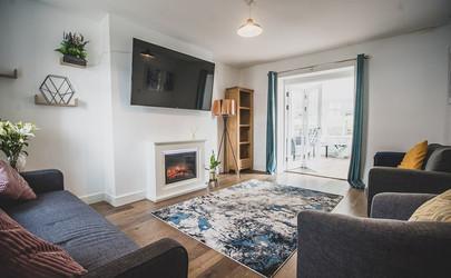 Ruskin Avenue Living Room