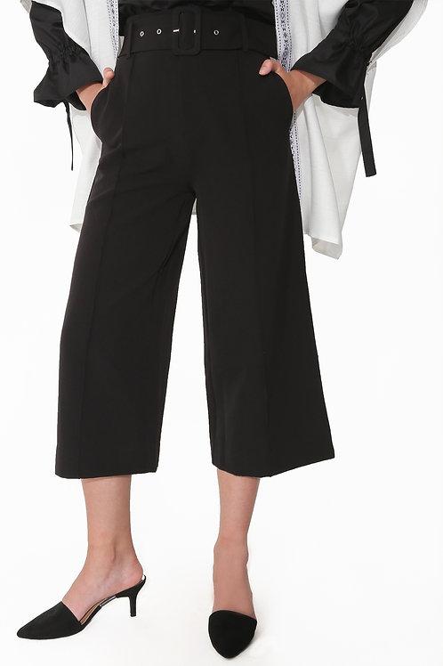 Cullote Pant + Belt