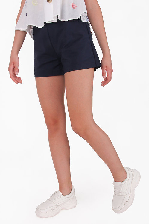 Cotton Stretch Hotpant
