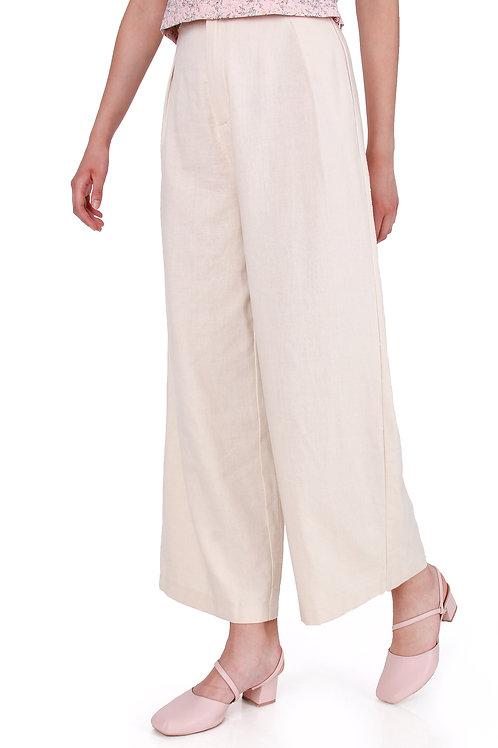 Linen Flare Pant