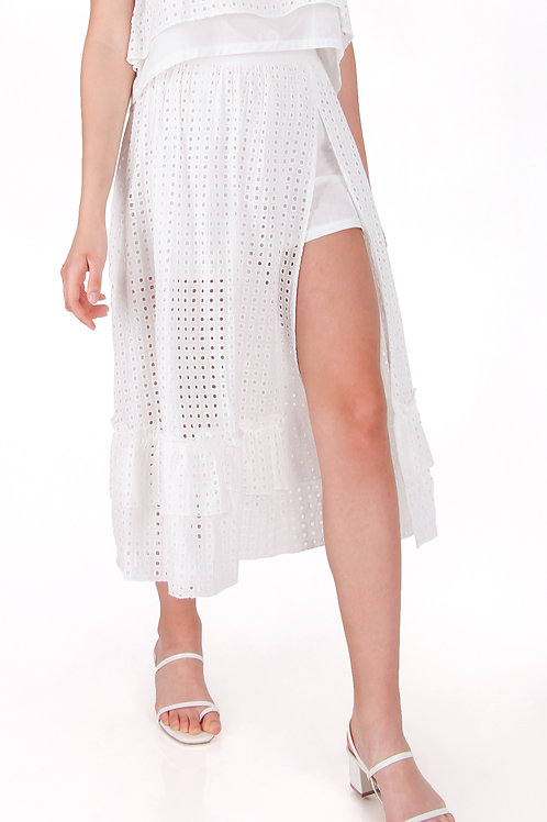 Skirt with Short Pant