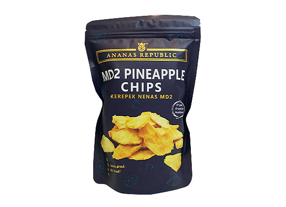 Ananas Republic MD2 パイナップル チップス 40g