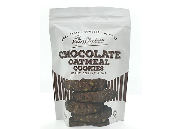 Chocolate Oatmeal Cookies 100g