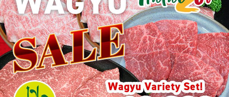 【お買得】和牛バラエティセットA(なかにし和牛赤身ステーキ 300g, なかにし和牛モモ焼肉用 300g, なかにし和牛バラ焼肉用 300g)