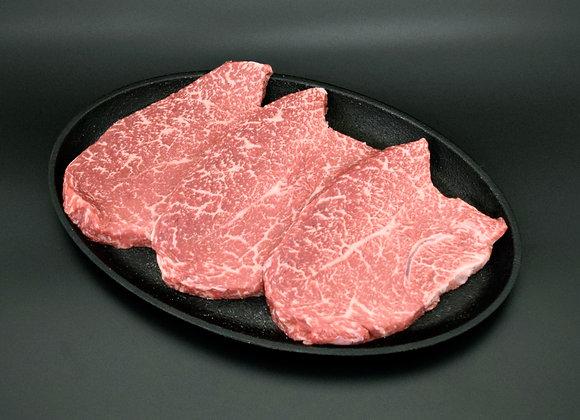 なかにし和牛赤身ステーキセット 300g