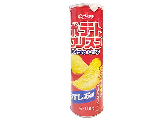 ポテトクリスプ うすしお味 110gx1個