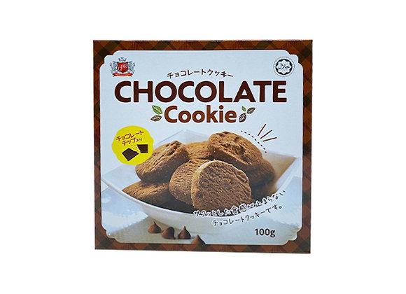 GPR Chocolate Cookie 100g