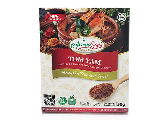 Tom Yam Spice Premix Powder 50g