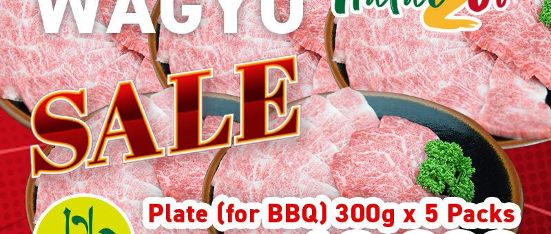 【まとめ買いがお買得】なかにし和牛バラ焼肉用 300g x 5パック
