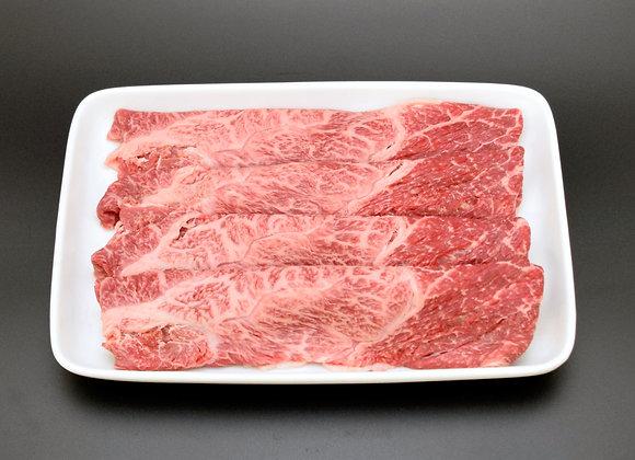 【まとめ買いがお買得】なかにし和牛ウデスライス(すき焼き用)300g x 5パック