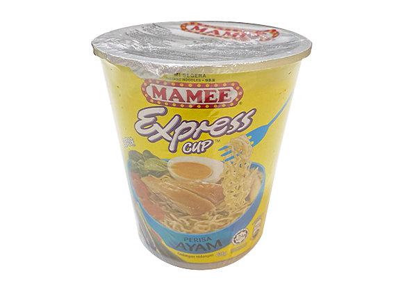 MAMEE カップヌードル チキン味×1個