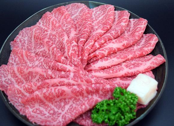なかにし和牛モモスライス(すき焼き用)300g