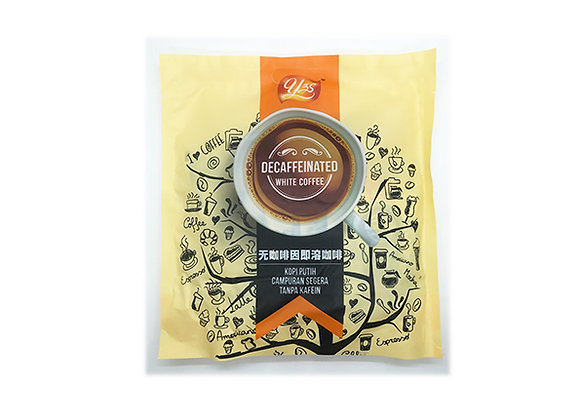 Decaffeinated White Coffee (30g x 6) x1
