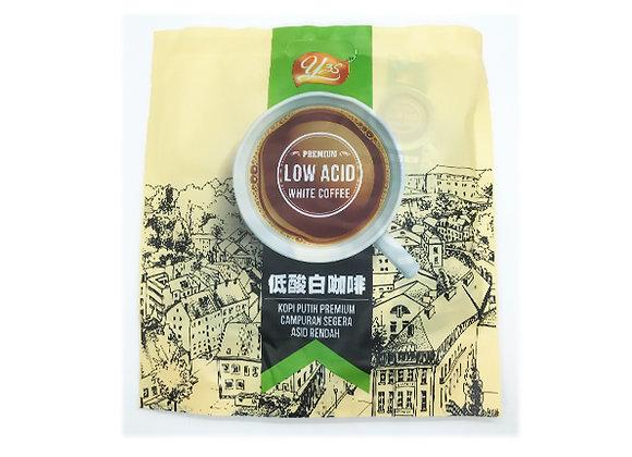 ホワイトコーヒー 低酸 (30g x 6個) x 1袋