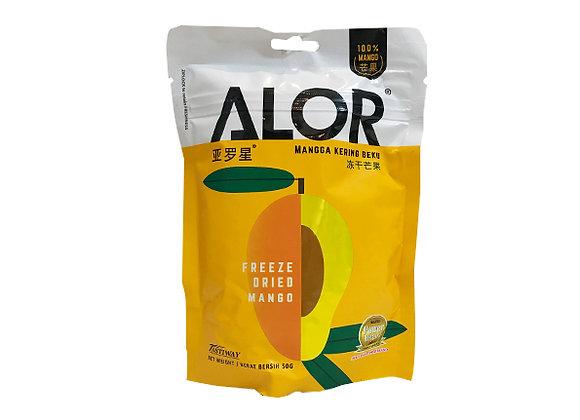 Alor フリーズドライ マンゴー 50g