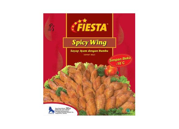 Fiesta スパイシー手羽先 500g×1袋