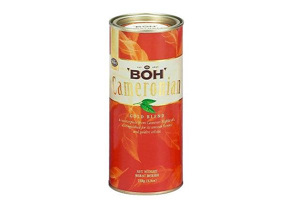 BOH TEA キャメロニアン ゴールドブレンド(リーフ)150g×1缶
