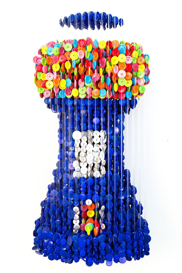 Blue Gumball Machine (2013)