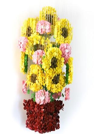 Van Gogh Sunflowers (2013)